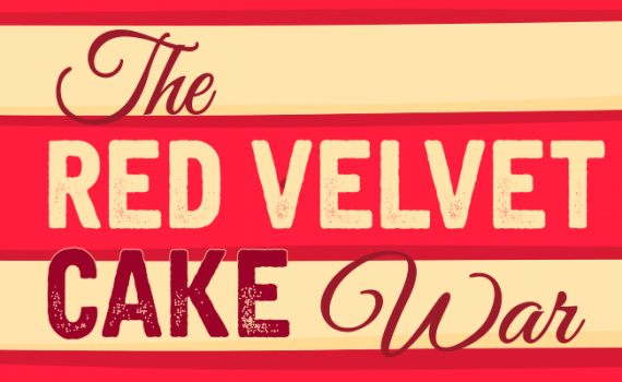 The Red Velvet Cake War